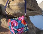 Marielle - PDF Download - An intermediate bag sewing pattern, a crossbody bag, piped double zipper purse