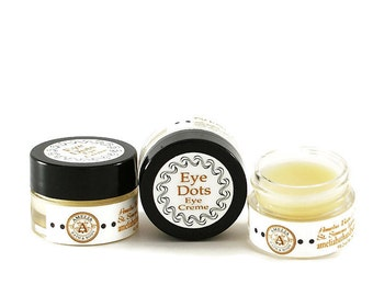 Eye Cream | All Natural, Vegan Skin Care, Dry Skin Cream, Natural Skincare, Cream For Eye Area | Eye Dots