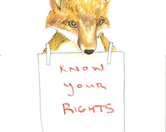 Bring the chorus in(Know your rights.)
