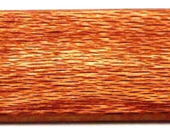 "6"" Belt Shuttle for Inkle Loom ~ Regina Style ~ Exotic Hardwood Handcrafted Quality Jim Hokett ~ Perfect Gift!"
