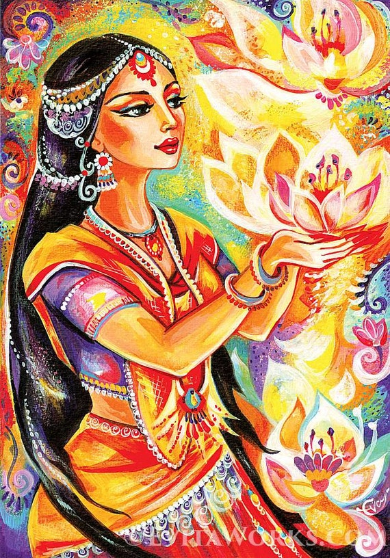 Hindu Spiritual Paintings
