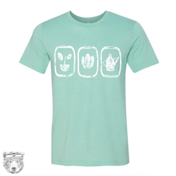 Men's GARDEN t shirt s m l xl xxl (+ Color Options)