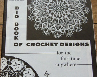 Elizabeth Hiddleson crochet patterns no. 6