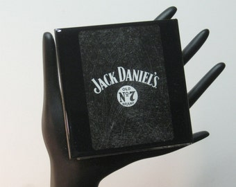 Jack Daniels Limited Edition Collector Card Drink Coaster