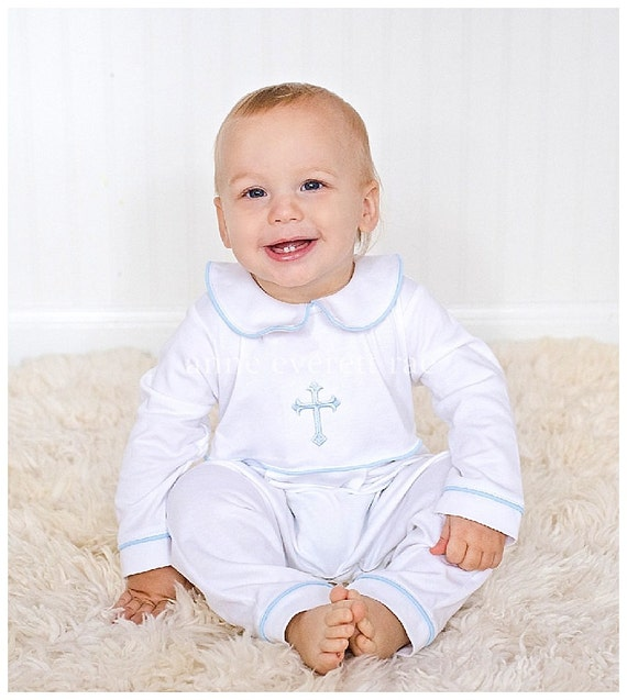Boys' Christening Outfits. invalid category id. Boys' Christening Outfits. Showing 24 of 24 results that match your query. Swim Shirt or Sun Shirt for Best Sun Protection Rash Guard UPF 50+ Unisex for Baby Girls or Boy -White with Gray / Grey - for Babies, Infants, and Toddlers 24 Months. Product Image.