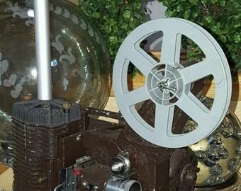 Vintage Keystone A-8 Movie 8mm Film Projector Lamp Repurposed Movie Decor
