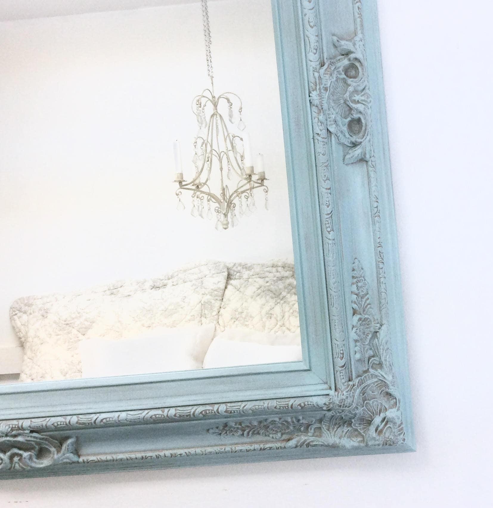 Extra Large Baroque Mirror