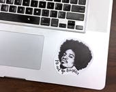 Andre 3000 Oukast Vinyl Laptop Sticker | Car Decal | Phone Sticker