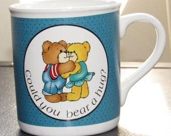 Could You Bear A Hug? Mug