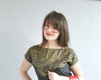 1960s NINA RICCI Glasses Frames- Vintage Eyewear, Sunglasses, Mod Thick Statement, Orange Lucite Chunky Parisian