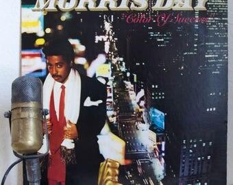 """ON SALE Morris Day (The Time/Purple Rain) Vinyl Record Album LP 1980s Rhythm and Blues Funk Soul Pop Dance """"Color Of Success"""" (1985 Wb w/""""Oa"""