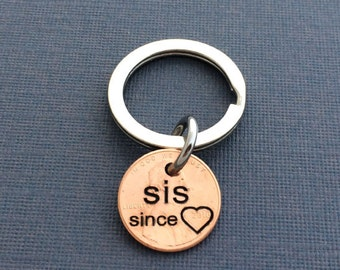 Sis Since Stamped Penny - Gift for Her - Daughter Gift For - Stamped Penny - Sis Gift For - New Sis - Sister gift - Birthday