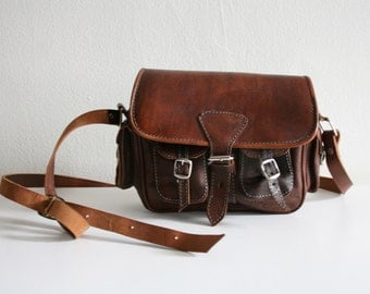 Cargo Pocket Satchel