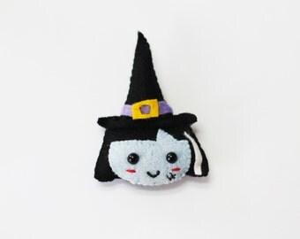 Brooch  Wicht Halloween