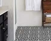 Moroccan STENCIL - Wall or Floor - Pattern No. 5 - REUSABLE, Easy Wall Decor, DIY Home - Use with Paint