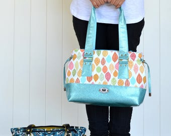 The Carriers Conquest Handbag Sewing Pattern