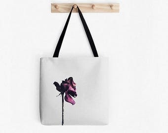 A Beautiful Demise Photography Tote Bag