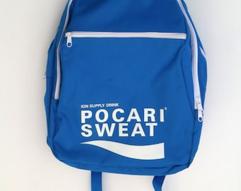 Pocari Sweat backpack