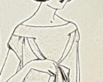 1920s Sewing patterns. Pritty and comfortable. The skirt can be sorter, you decide.