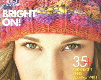Noro Knitting Magazine Fall 2012 Premiere Issue