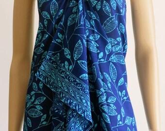 Batik Sarong, Wrap, Pareo