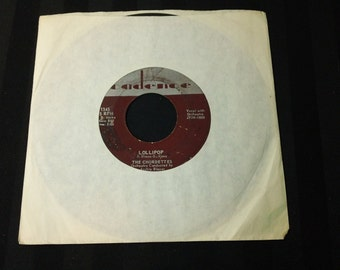 "The Chordettes - Lollipop / Baby, Come-A Back-A ~ 1345 - 7"" vinyl 45rpm, single (Cadence Records,1958) 50s Pop music"