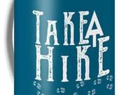 Take A Hike Large Coffee Mug 15oz Appalachian Trail