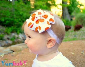 Baby Girl Headband - Baby Headband - Newborn Headband - Baby Girl - Newborn - Baby Girl Bow - Bow Headbands