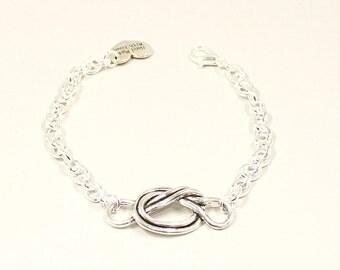 Infinity Bracelet, Silver Infinity Bracelet, Antique Silver Infinity Bracelet , The Perfect Gift , Gift For Her , Infinity Jewelry, Infinity