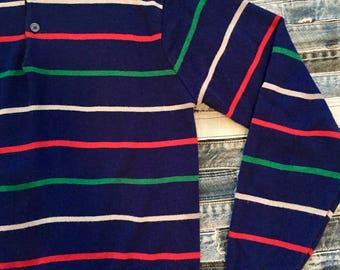 Montgomery Wards Men Retro Sweater