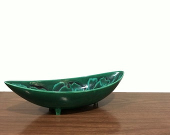 Vintage Mid Century Modern Royal Haeger Console Bowl