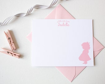 Girls Stationery Set | Girls Stationary | Personalized Stationary | Personalized Stationery | Personalized Kids Stationary | Kids Stationery