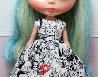 BLYTHE doll Its my party dress - Campbell's kids