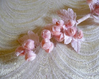 millinery flowers leaves amp supplies by apinkswan on etsy