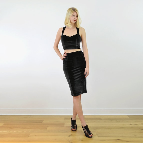 special edition kirsten two bralet and pencil skirt