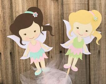 Fairy Centerpieces, set of 4