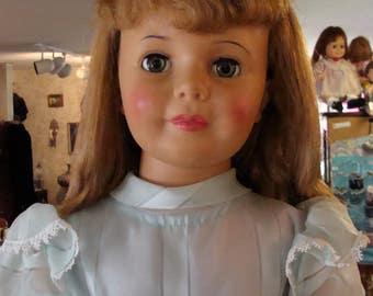 1959 Patti Playpal Ideal Doll G-35 Blonde Hair Vintage