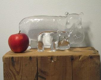 "Shop ""hippo"" in Glass Art"