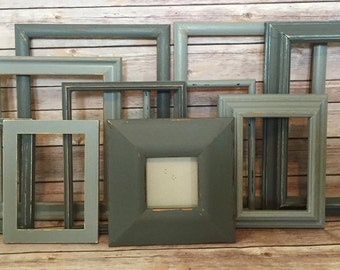 grey picture frames wall decorating rustic picture frame set nursery wall decor cottage decor farmhouse decor sets shabby chic frames