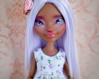 Periwinkle - OOAK Custom Ever After High doll - Justine Dancer