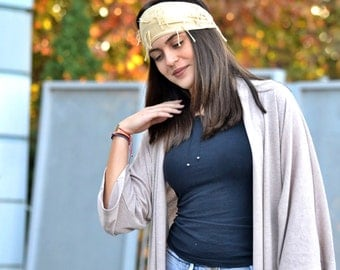Girls Headband, Ivory Headband, Boho Headband, Hair Accessories, Womens Workout , Womens Turban, Womens Headband, Retro Headbands, Boho Wrap