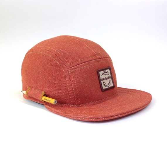 5 Panel Hat Pencil Hat Camp Cap Carpenter Hat Baseball Cap