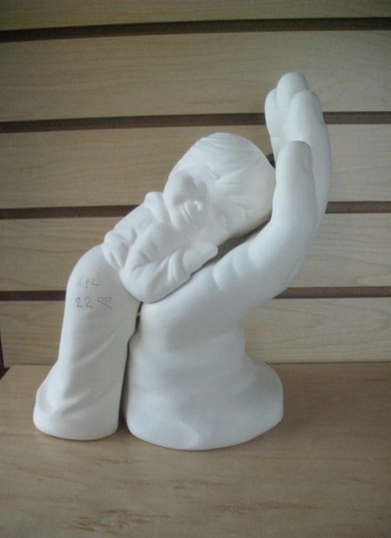Diy Christmas Decorations Hand 0f God Holding Child