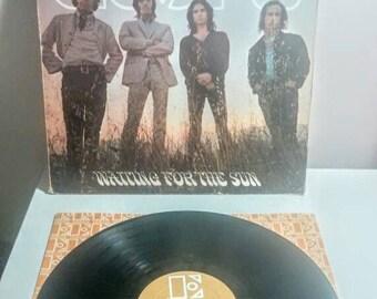 1968 The Doors Waiting For the Sun vinyl LP original press
