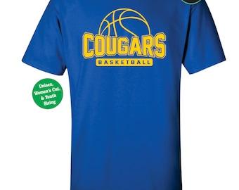 BASKETBALL SHIRT. Basketball Tshirt. Basketball Tee. Basketball League. Custom Basketball Shirt. Sports Shirt. Basketball Team Shirts.