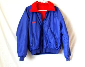 Vintage, Columbia Reversible Jacket