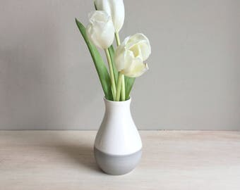 Ceramic Vase, Bud Vase, Pottery Vase, Ceramic Bud Vase, Flower Vase, Minimalist Vase, Modern Bud Vase, Small Ceramic Vase, Flower Bud Vase
