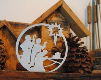 Wisemen Still Seek Him Nativity- Small