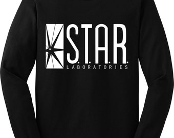 Star Laboratories Shirt, Star Labs Shirt, Star Laboratories Sweatshirt, Star Labs Sweatshirt Christmas Gift Husband Gift Women Clothing