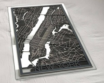 3D City Cartography